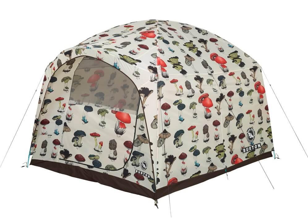burton_stone hut tent