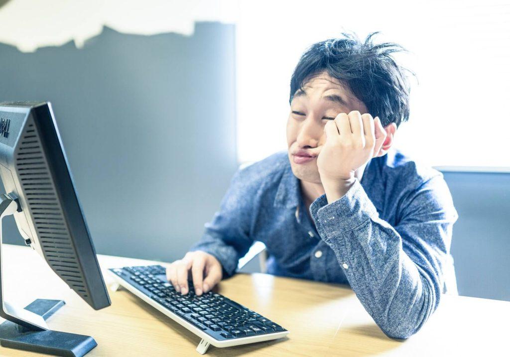 パソコン壊れた
